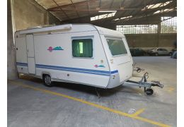 Caravana ADRIA 462 PH de Ocasión