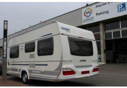 Caravana FENDT Saphir 470 TFB de Ocasión
