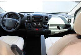Autocaravana Perfilada ILUSION Irius 740 modelo 2016 de Ocasión