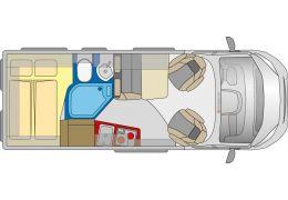 Furgoneta Cámper GLOBECAR Globestar 600W modelo 2017 de Ocasión