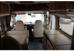 Autocaravana Integral HYMER 280L de Ocasión