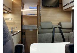 Autocaravana Perfilada DETHLEFFS Globebus T 1 modelo 2017 de Ocasión