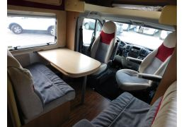 Autocaravana Perfilada BURSTNER T664 de Ocasión