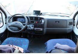Autocaravana Perfilada MONCAYO Halcon 340 P de Ocasión