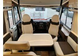 Autocaravana Integral DETHLEFFS Trend I 7057 DBM en Alquiler