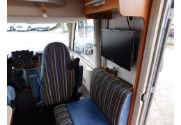 Autocaravana Integral HYMER Exsis 513 de Ocasión