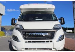 Autocaravana Perfilada CARTHAGO C Tourer T 142 Nueva en Venta