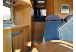 Furgoneta Cámper KNAUS Traver Liner 580 de Ocasión