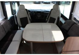 Autocaravana Integral ITINEO MC740 modelo 2018 Nueva en Venta