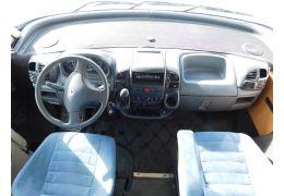 Autocaravana Integral HYMER B614. de Ocasión