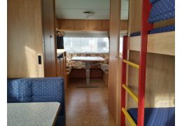 Caravana BURSTNER 530 tk de Ocasión