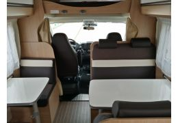 Autocaravana Capuchina SUNLIGHT A 72 en Alquiler