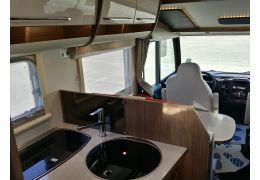 Autocaravana Integral ITINEO SLB 700 modelo 2018 Nueva en Venta
