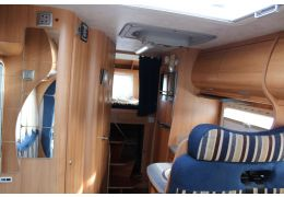 Autocaravana Perfilada ELNAGH 550L Prince de Ocasión