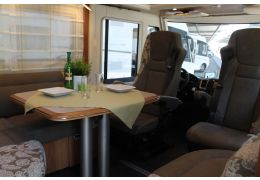 Autocaravana Integral DETHLEFFS Dethleffs Globetrotter XL I 7850-2 EB modelo 2019 Nueva en Venta