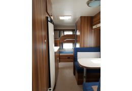 Caravana WEINSBERG KWE-4 de Ocasión