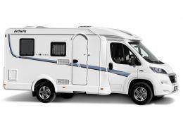 Autocaravana Perfilada DETHLEFFS Globebus T-11 modelo 2016 de Ocasión