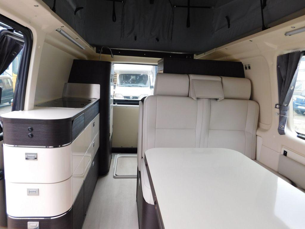 furgoneta c mper westfalia kepler t6 de ocasi n yakart autocaravanas. Black Bedroom Furniture Sets. Home Design Ideas