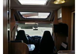Autocaravana Perfilada SUNLIGHT T-60 en Alquiler