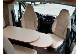 Furgoneta Cámper MALIBU 540 DB low bed de Ocasión