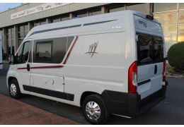 Furgoneta Cámper RAPIDO Van V43 Modelo 2018 Nueva en Venta
