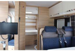 Autocaravana Integral DETHLEFFS Globebus I 7 en Alquiler
