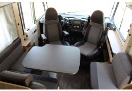 Autocaravana Integral SUNLIGHT I 69 L en Alquiler