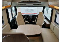 Autocaravana Integral ITINEO SB 740 de Ocasión