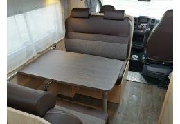 Autocaravana Capuchina SUNLIGHT A-70 con amplio garaje en Alquiler