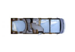 Autocaravana Integral RAPIDO I-190 Modelo 2018 de Ocasión