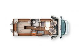 Furgoneta Cámper MALIBU 640 LE Modelo 2018 de Ocasión