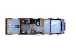 Autocaravana Integral RAPIDO Distinction I 1066 Nueva en Venta