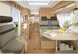 Autocaravana Integral DETHLEFFS Globebus I-15 modelo 2016 de Ocasión