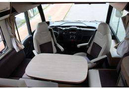 Autocaravana Integral ITINEO SLB700 en Alquiler
