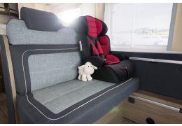 Autocaravana Perfilada DETHLEFFS Trend T 6717 modelo 2018 Nueva en Venta