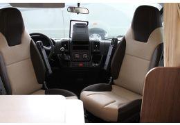 Autocaravana Perfilada ITINEO PM740 en Alquiler