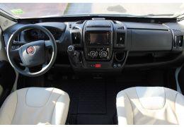 Autocaravana Perfilada RAPIDO 666F Modelo 2018 de Ocasión