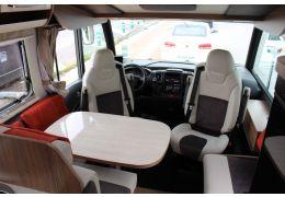 Autocaravana Integral ITINEO JB 700 modelo 2018 de Ocasión