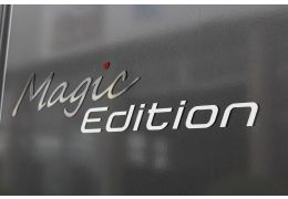 Autocaravana Integral DETHLEFFS Magic Edition I 3 DBM modelo 2018 Nueva en Venta