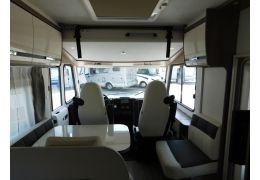 Autocaravana Integral DETHLEFFS Trend I 7057 en Alquiler