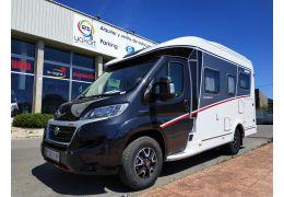 Autocaravana Perfilada DETHLEFFS Globebus T1 GT Black en Alquiler
