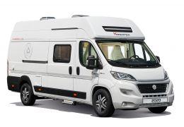 DREAMER Camper Van XL select modelo 2020