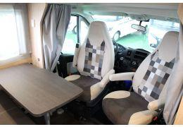 Autocaravana Perfilada SUNLIGHT T 65 de Ocasión