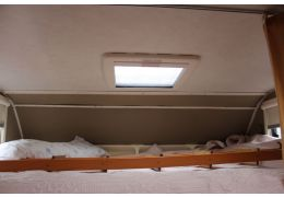 Autocaravana Capuchina HYMER 494 de Ocasión