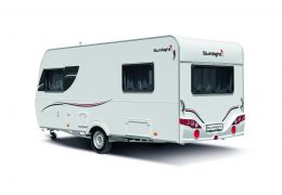 Caravana SUNLIGHT C 46 V njoy modelo 2016 de Ocasión