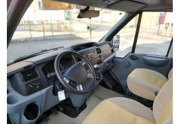 Autocaravana Perfilada WESTFALIA WEST VAN T 276 de Ocasión