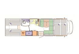 Autocaravana Capuchina CONCORDE Cruiser 894 L/RL Nueva en Venta