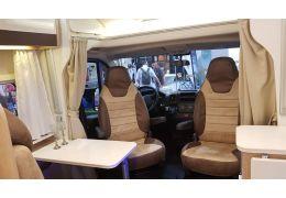 Autocaravana Perfilada ILUSION XMK 650 PLUS de Ocasión