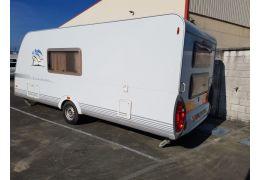 Caravana KNAUS Sundwind 550 de Ocasión
