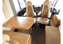 Autocaravana Integral BURSTNER Elegance I-710 de Ocasión
